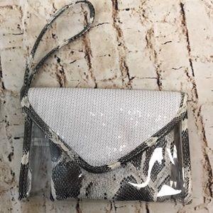 Charming Charlie's Makeup Bag